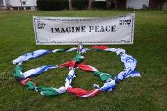 Imagine Peace Israel Palestine