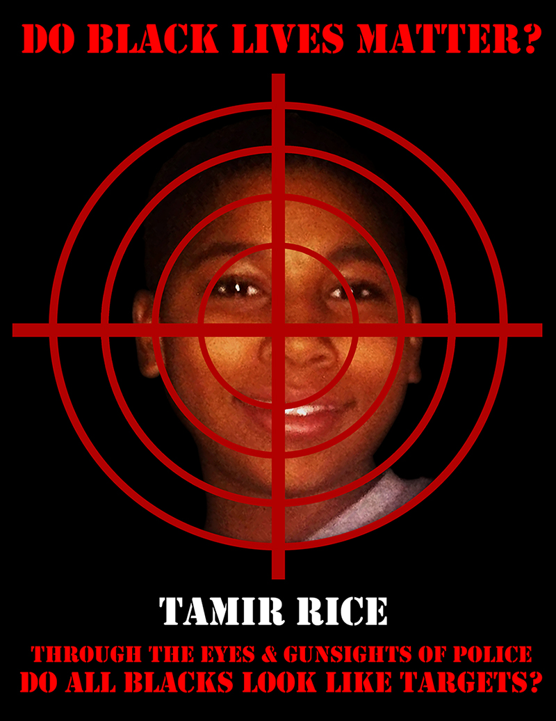 Black Lives Matter Tamir Rice