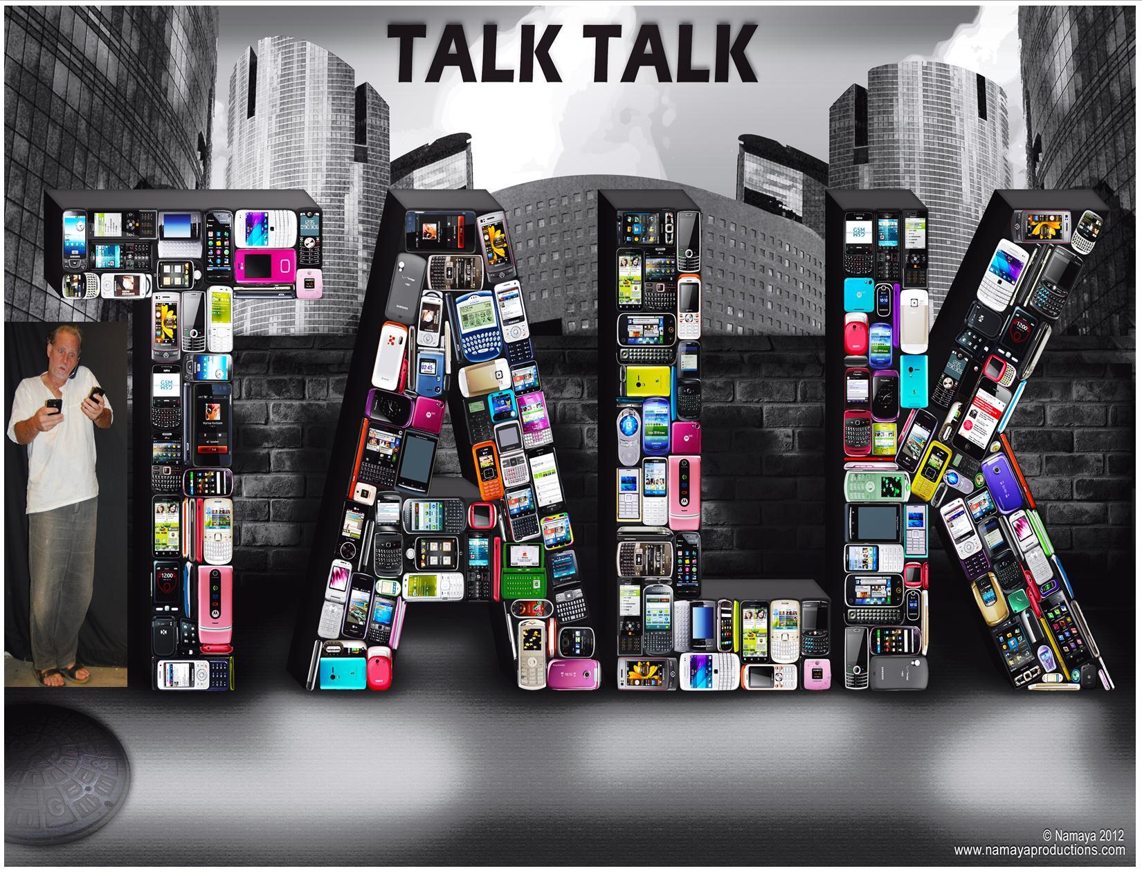 Talk Talk with namaya