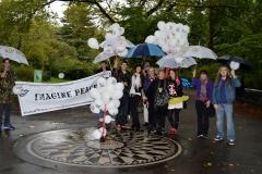 B4 Peace Fairies at Imagine Circle