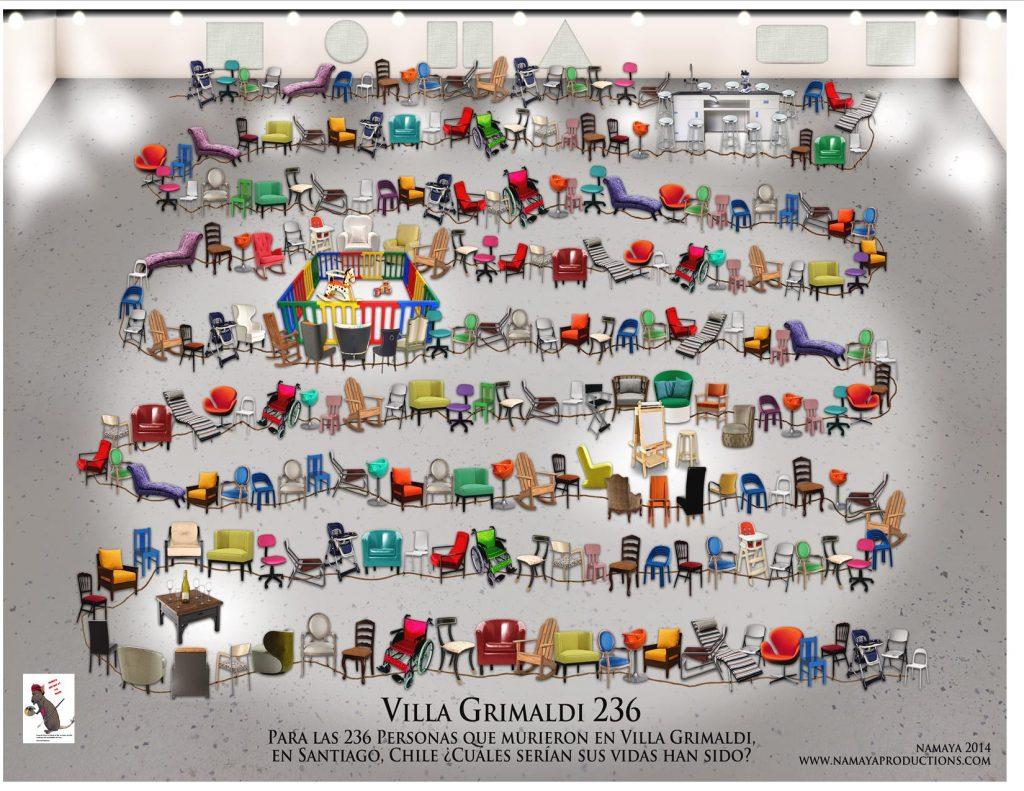VILLA GRIMALDI 236 w AR